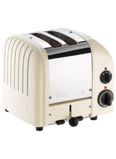 Dualit 27045 Classic 2 Hazneli Ekmek Kızartma Makinesi - Kanvas Renkli